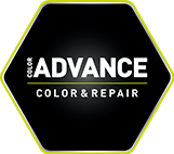 Advance Color Repair logo